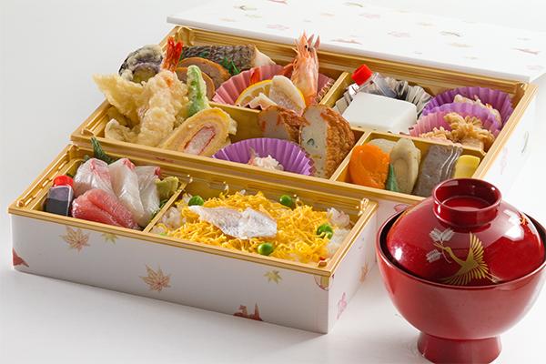 お祝い弁当3500円